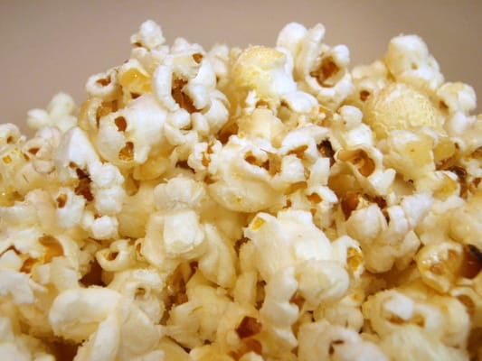Homemade kettle corn recipe results.