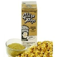 Caramel Corn Popcorn Glaze